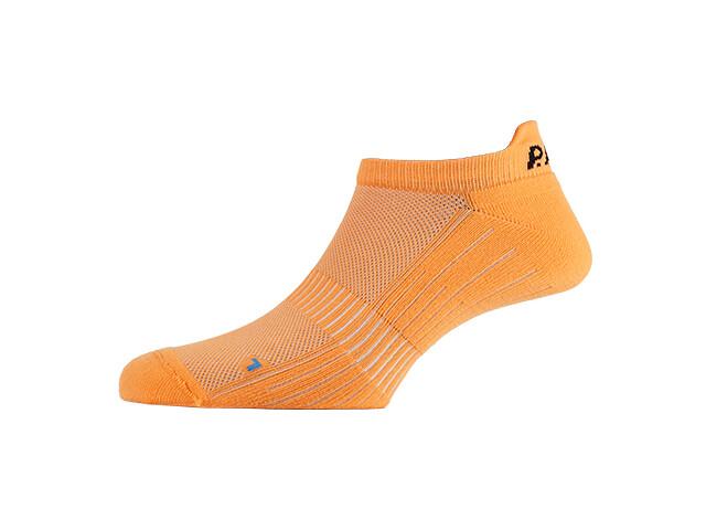 P.A.C. SP 1.0 Footie Active Short Socks Women neon orange